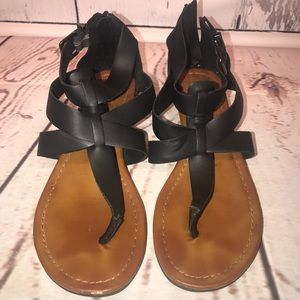 Express Sandals with Heel